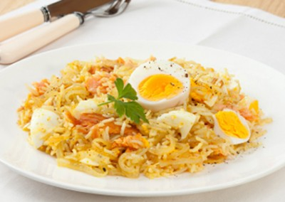 Salar Smoked Salmon Kedgeree with a twist