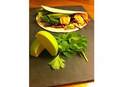 Salar Smoked Salmon Tacos