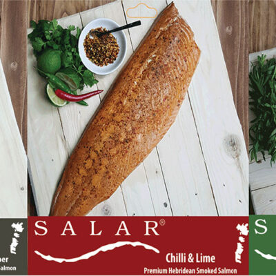 3 Pack Offer Seasoned Salar Flaky Smoked Salmon